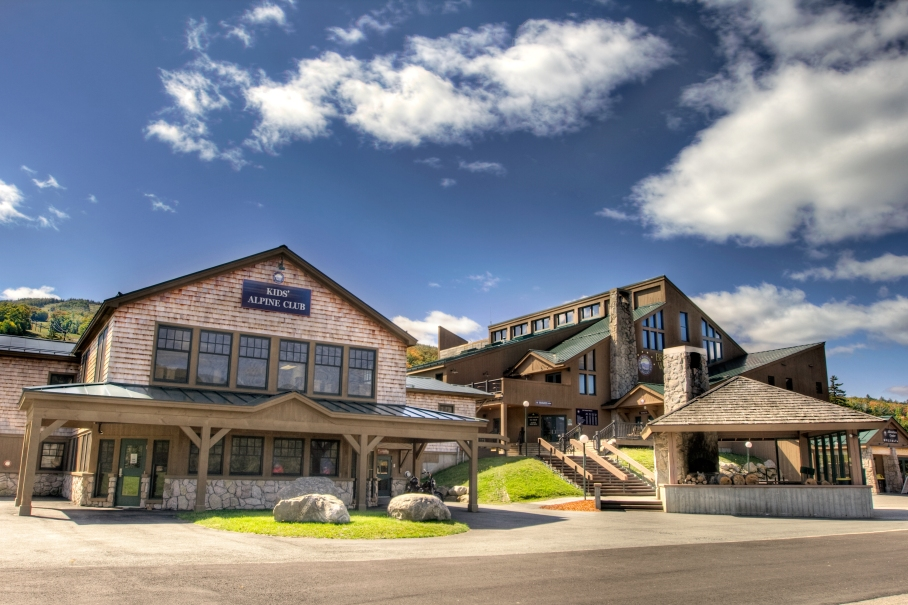 7800 sf ft Children's Ski Instruction Center & Phase I II and  III  55,000 sq ft Ski Resort Base Lodge Expansion, Bretton Woods, NH
