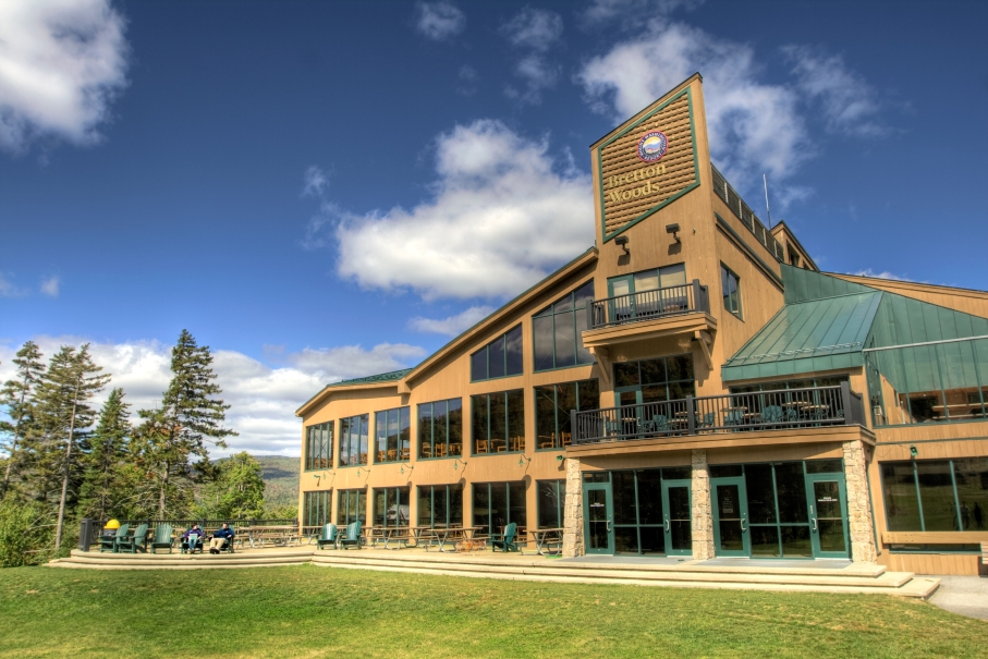 7800 sf ft Children's Ski Instruction Center & Phase I II and  III  55,000 sq ft Ski Resort Base Lodge Expansion, Bretton Woods, NH