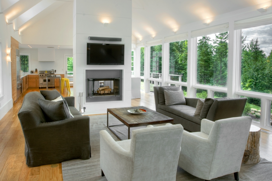 3649 sq ft Custom Home, Franconia, NH