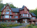7535 sq ft Custom Home, Lincoln, NH