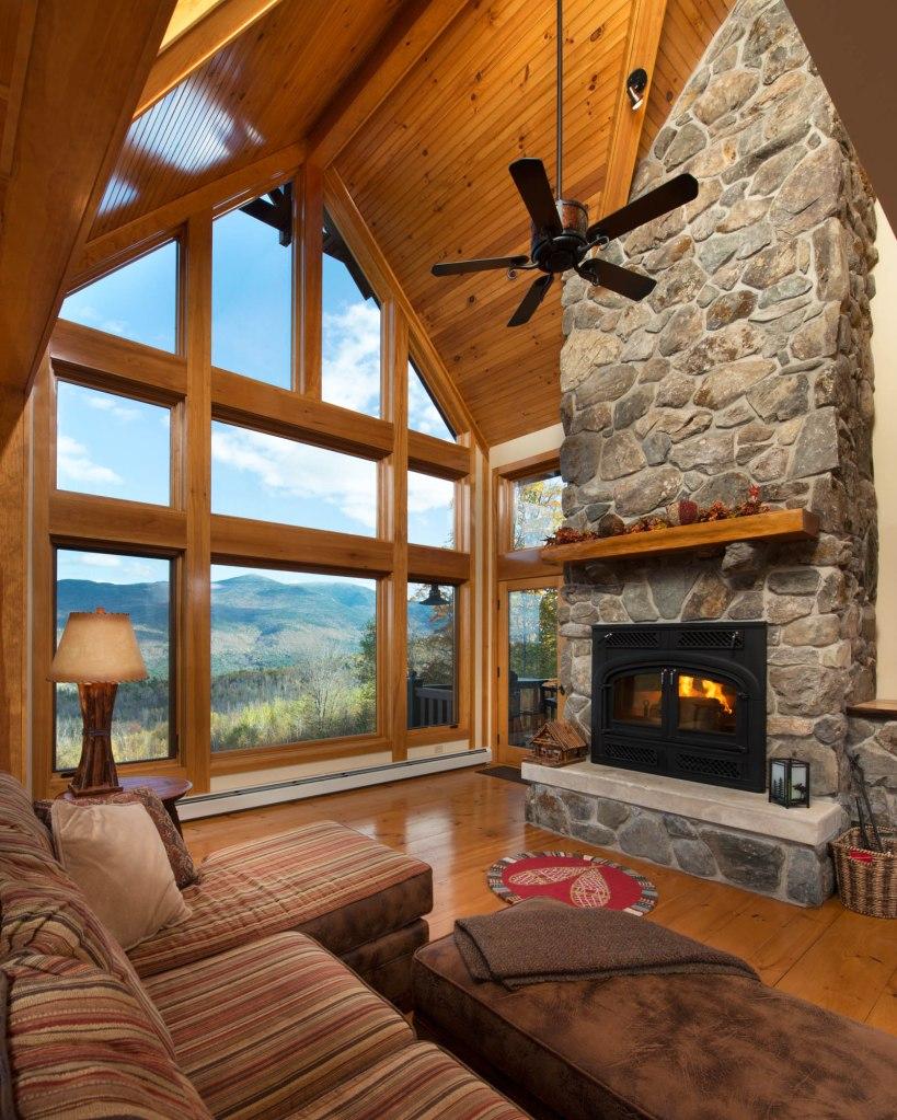 3850 sq ft Custom Home, Franconia, NH